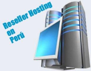 hosting reseller ilimitado en peru