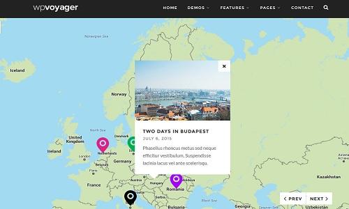 crear blogs de viajes
