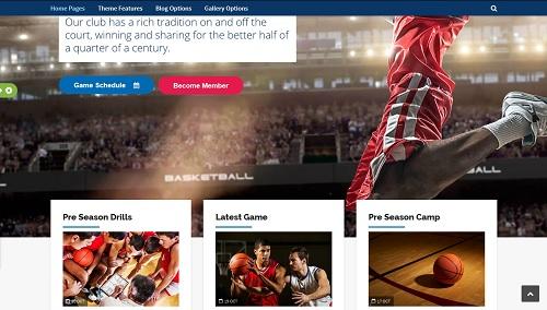 como crear un blog de deportes
