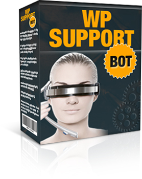 wp support bot tech robot