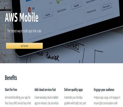 hosting para aplicaciones moviles