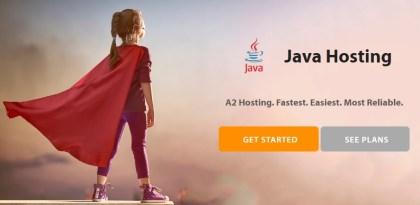hosting java