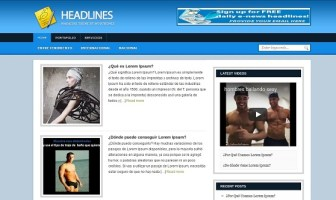 temas wordpress para blogs de noticias