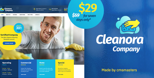 Disposicin Responsive - Cleanora Company