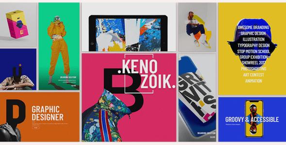 Temas Wordpress Para Portfolios - Kenozoik/MULI/ » webtralia.com