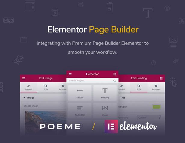 Los mejores temas de WordPress para Elementor 2018