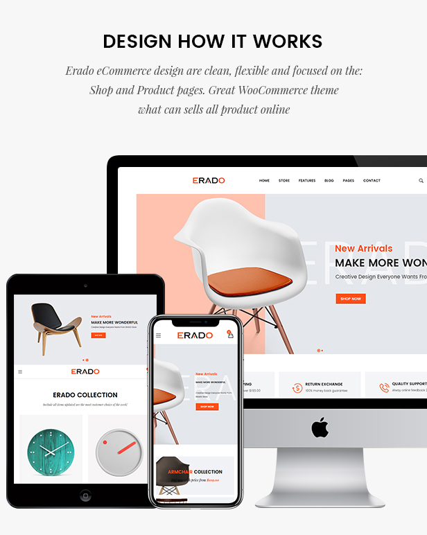 Erado | Tema WordPress para eCommerce