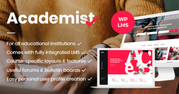 TEMAS WORDPRESS ACADEMIAS