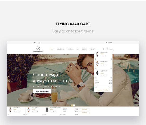 flying ajax cart-LEO SHOPSMART - HITECH, MUEBLES, MODA, COMIDA