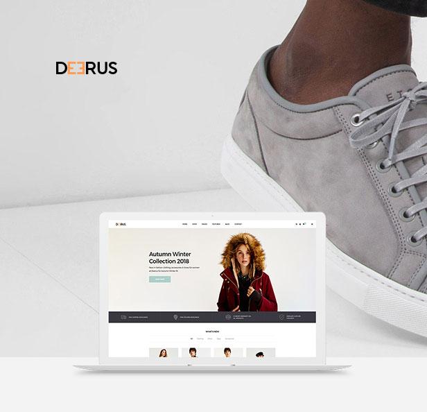 Bos Deerus - Moda Unisex y Accesorios