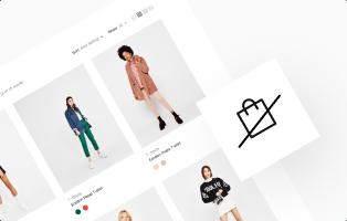 Modo de catálogo en el tema de Shella Shopify