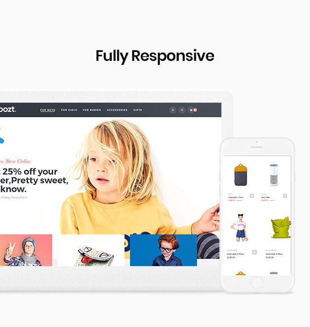 shopify theme premium - Diseño optimizado para dispositivos móviles