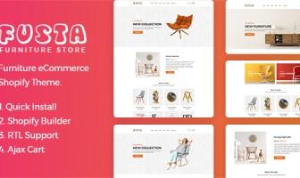 Fusta - Tema Shopify Muebles