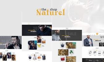Naturel - Tema Magento2 Responsivo
