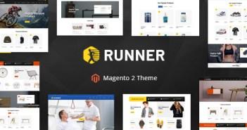 Runner - Responsive Magento 2 Theme