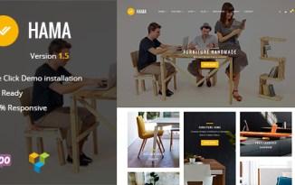 Hama - Tienda Tema WooCommerce WordPress