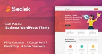 Tema de WordPress multipropósito