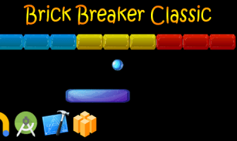 Brick Breaker Classic - Buildbox + iOS Xcode 10 + Android Studio + Admob + GDPR + API 27 + Eclipse