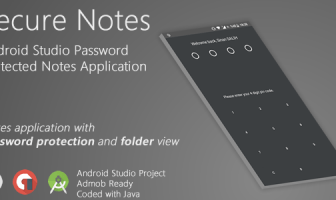 Notas - Aplicación de Notas Protegidas con Contraseña   Android Studio (PROYECTO COMPLETO)