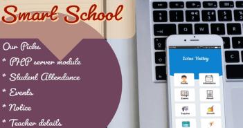 Sistema de gestión escolar
