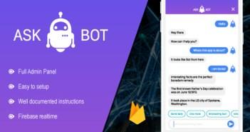 ChatBot - Asistente Virtual Bot Messenger