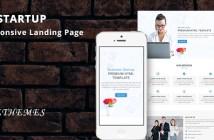 Inicio - Página de inicio de HTML responsivo