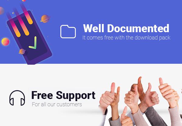 CV empresarial - CV en línea y portafolio personal de HTML5 - 3