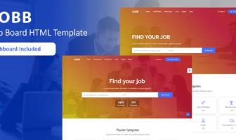 JOBB - Plantilla HTML para el puesto de trabajo