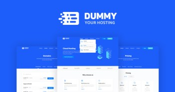 Dummy - Plataforma de alojamiento de alto rendimiento