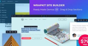 WrapKit con Page Builder