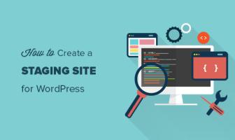 Cómo crear un sitio de ensayo para WordPress