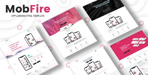 plantillas web para aplicaciones