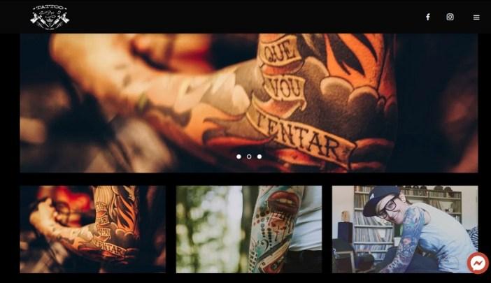 plantillas wordpress tatuajes