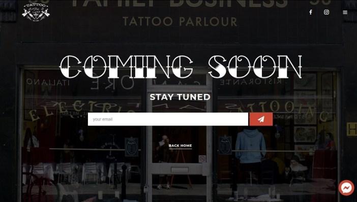 templates wordpress tatuajes