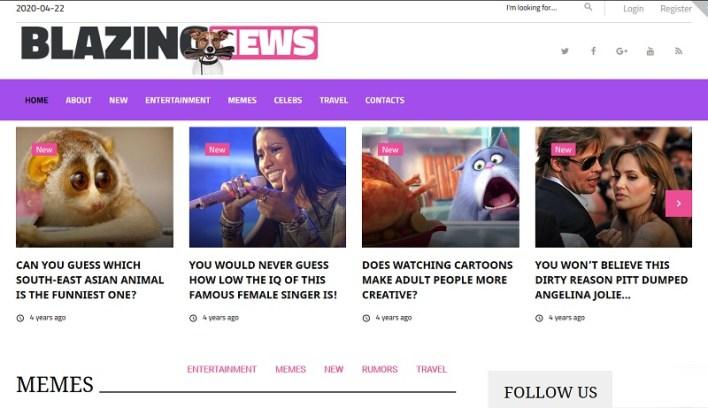 plantillas wordpress portales de noticias