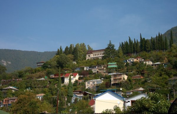 Абхазия (Гагра) фото №16957   Фотогалерея Абхазии на WebTurizm