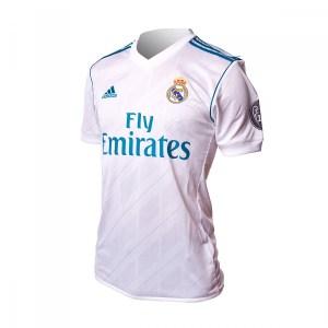 camiseta adidas del real madrid primera equipación