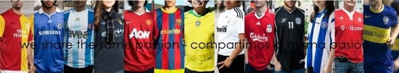 Camisetas de fútbol baratas Webtuti