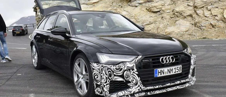 New Model Audi RS6 Gets Massive Power Hike Courtesy Of Porsche