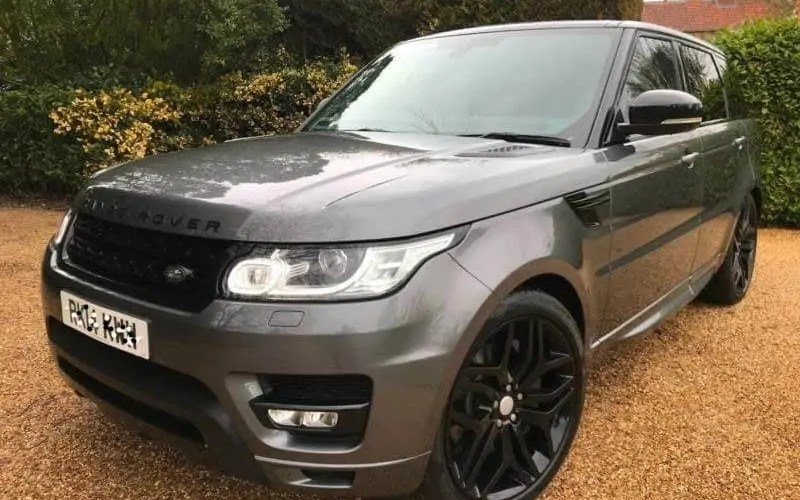 Sell Your Range Rover Sport On The Best Car Buying Site For High Mileage Cars