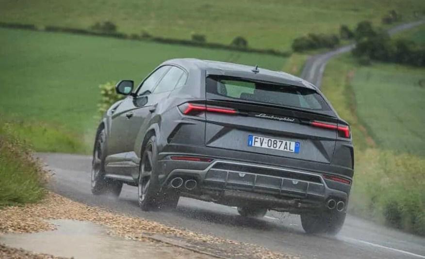 2020 Lamborghini Urus Available Now.