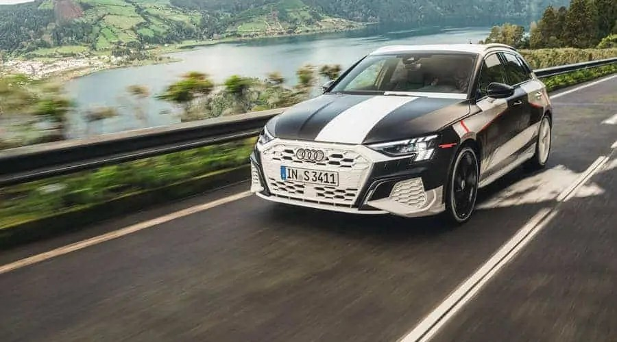2020 Audi S3 Previewed In The Azores