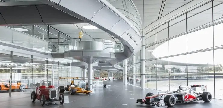 McLaren Accused of Misleading Investors
