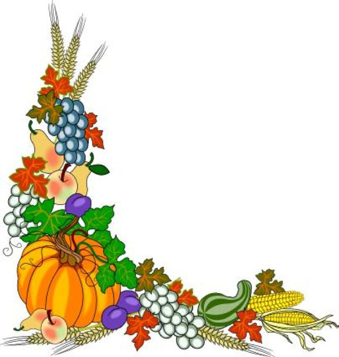 Fall and Autumn Clipart - Seasonal Graphics