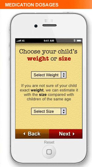dosit-weight-screen