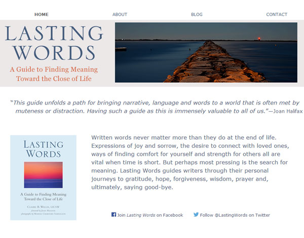 Lasting Words