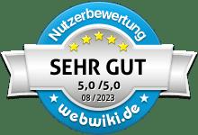 Bewertungen zu axiomy-verlag.de