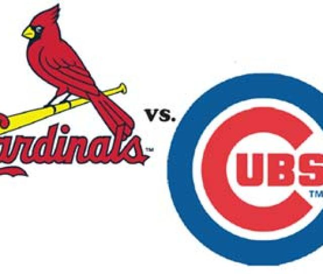 Were Caravanning Down To St Louis To See The Cardinals Take On The Cubs On