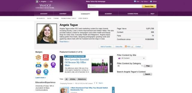 YCN Angela Tague