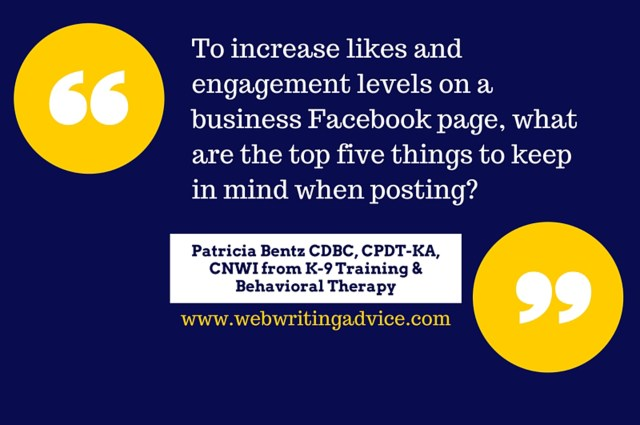Q&A: How to Increase Engagement on Facebook Business Pages